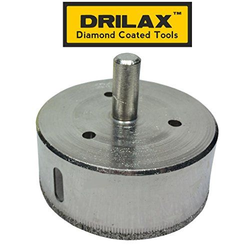Drilax 234 Diamond Drill Bit Hole Saw For Kitchen Bathroom Shower Faucet Wet Drilling Tool Ceramic Porcelain Tiles G With Images Glass Fish Tanks Drilling Tools Glass Tile