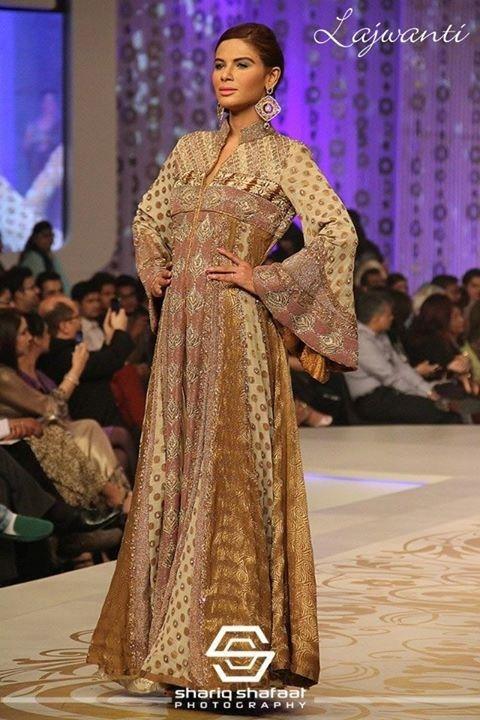 Pakistani Wedding Dresses 2013 Ideas By Lajwanti