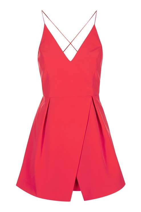 TALL Strappy Bonded Prom Dress