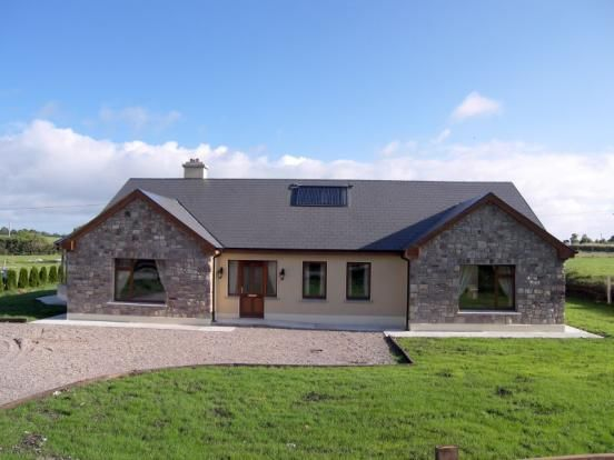 Bungalow ireland google search houses pinterest for 4 bedroom house plans ireland
