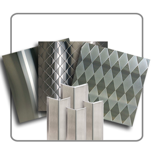 Stainless Steel Backsplash and Trim Molding Only at www