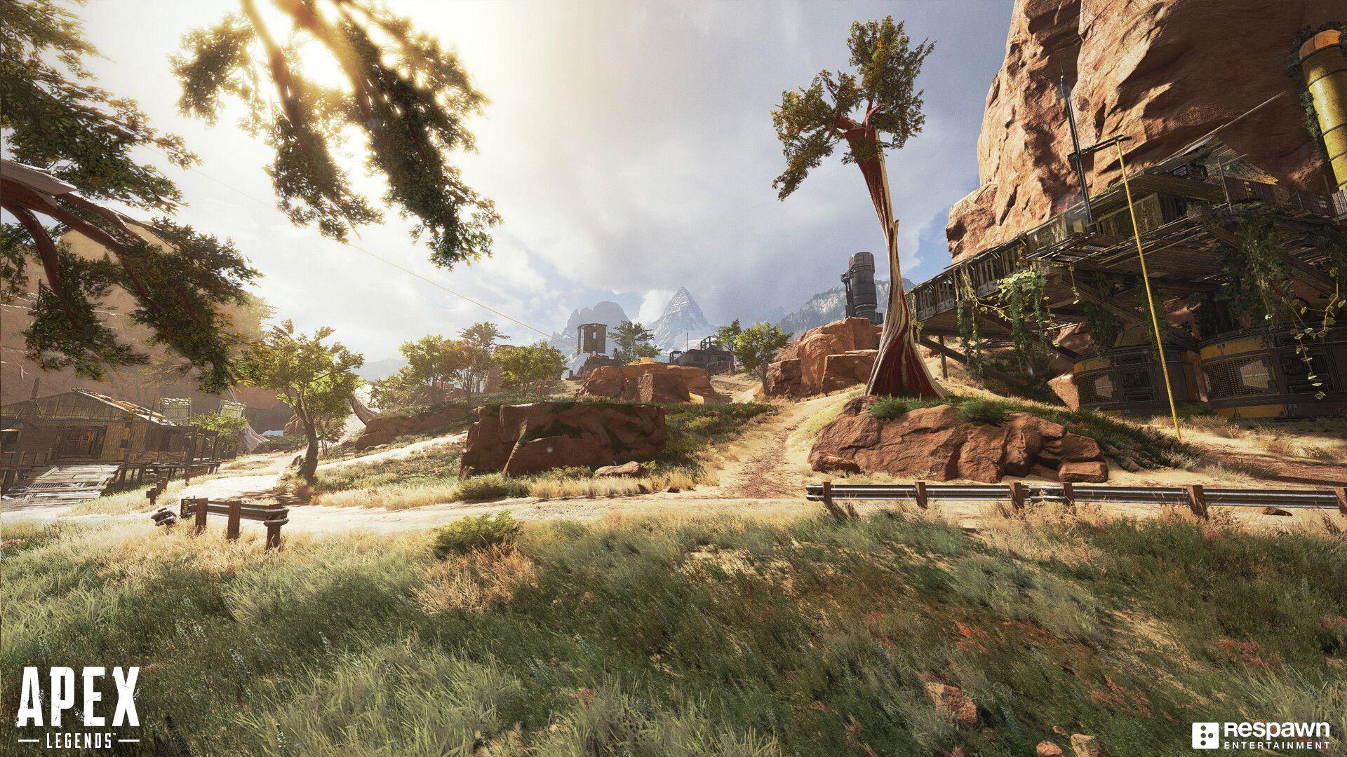 Download Unique 2019 Apex Legends Battle Field King S Canyon