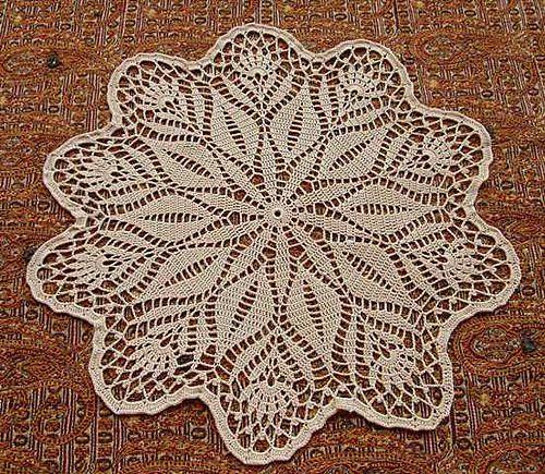Doily (free pattern): | crochet doilies | Pinterest