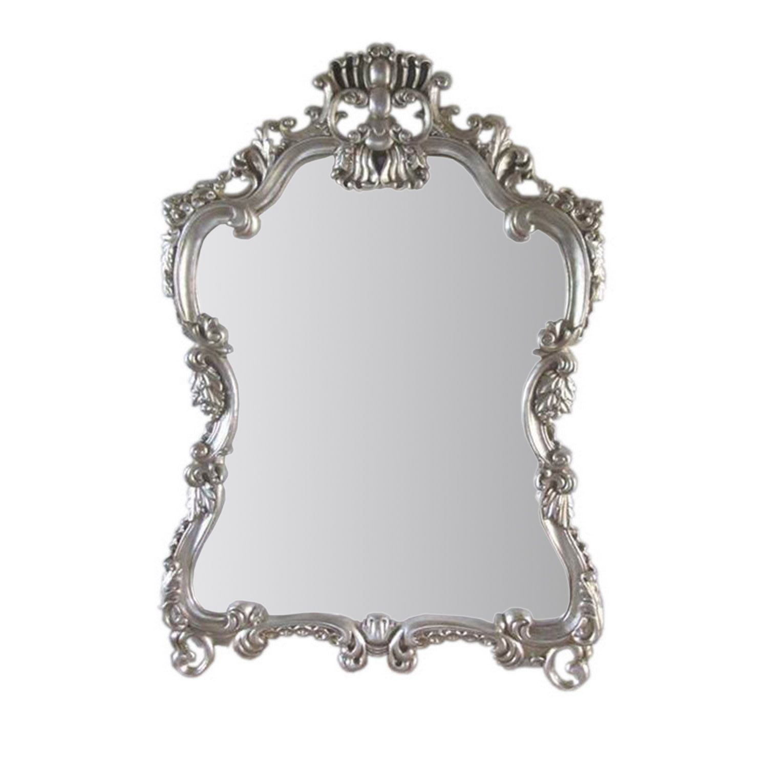 Mirrors In Bedroom Superstition Buy Silver Belvedere Mirror Gallery Mirrors The Range