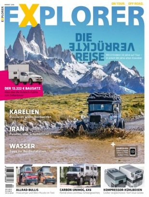 Get your digital copy of EXPLORER Magazine - Herbst 2016 issue on Magzter and…