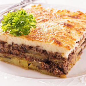 Traditional Greek Moussaka recipe (Moussaka with Béchamel) - My Greek Dish