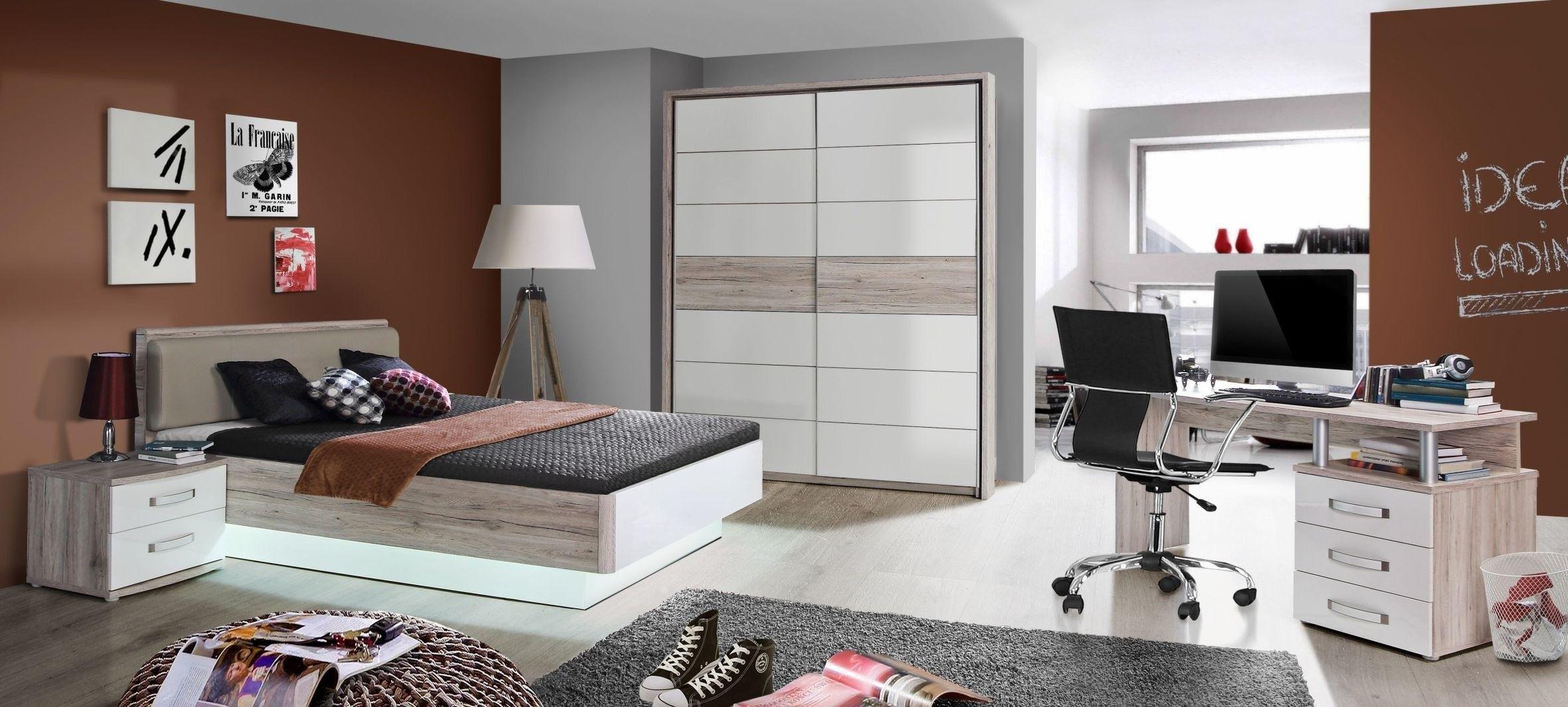 Bett Randy Forte optiwohnwelt schlafzimmer