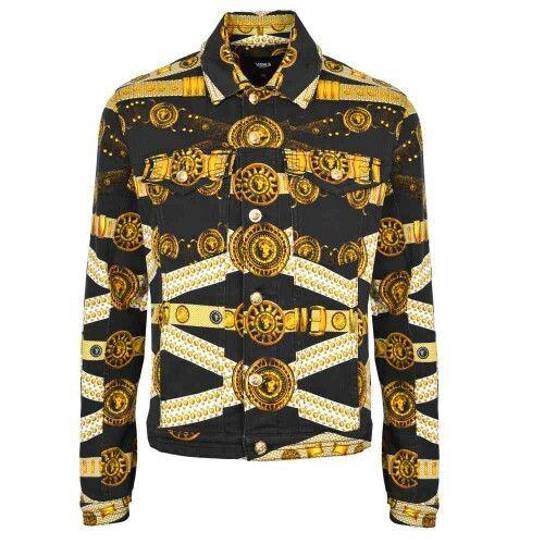 Versuce Versace Belt, Hermes Belt, Denim Shirt Men, Versus Versace,  Lightweight Jacket 5639577f49c
