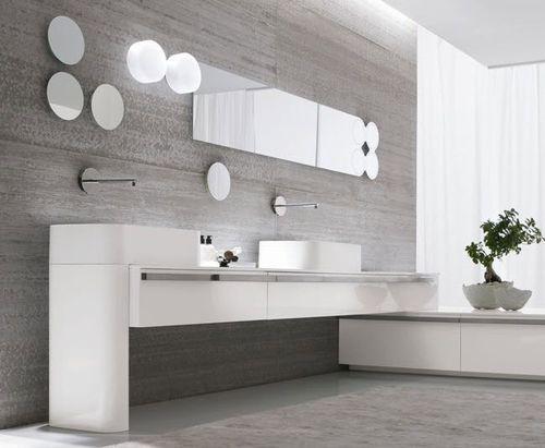 salle de bain contemporaine LOFT ALTAMAREA Maison - déco Pinterest - decoration salle de bain moderne