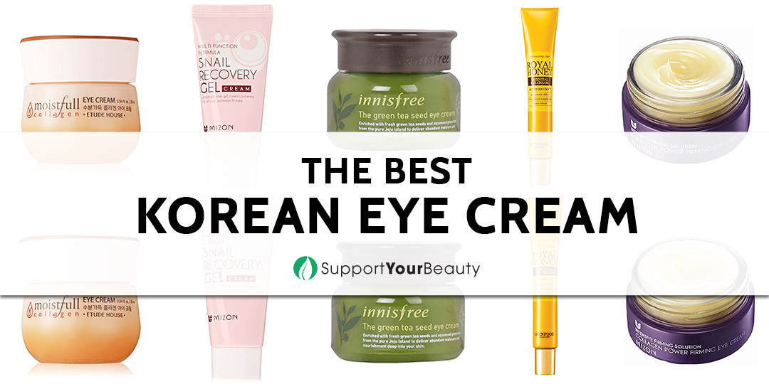korean eye cream