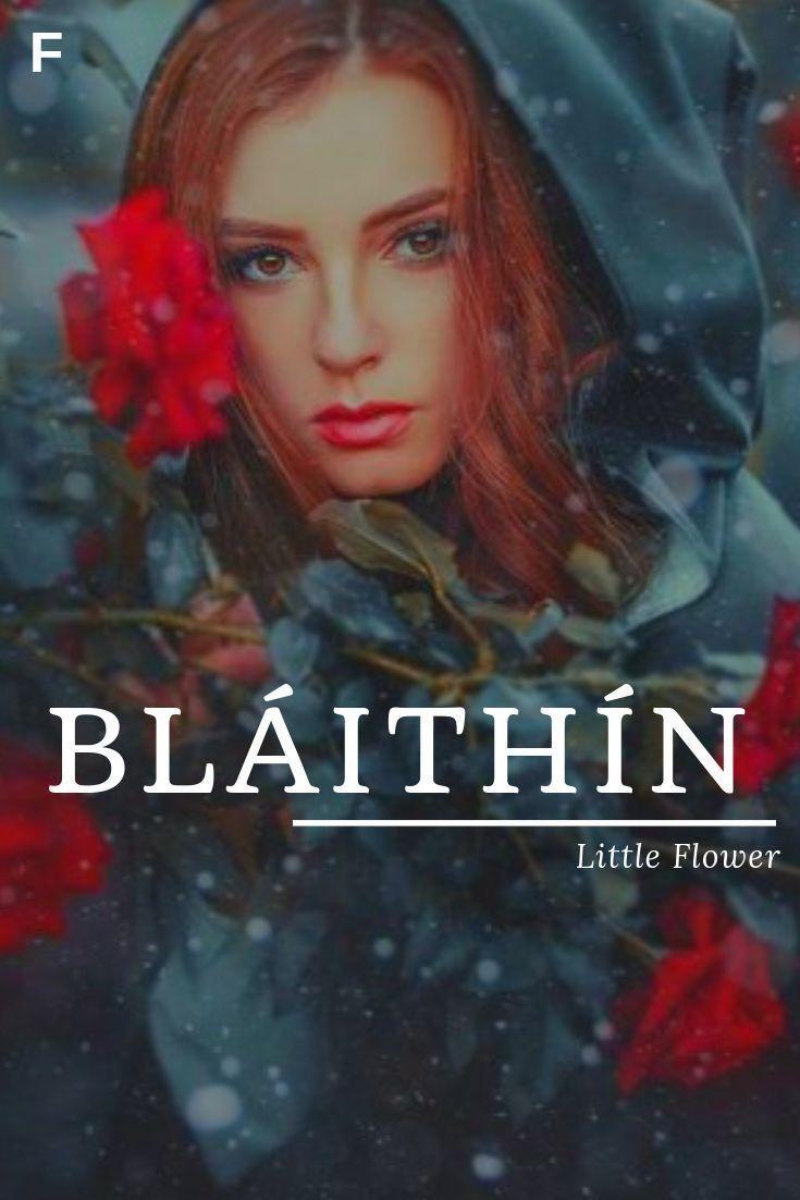 Blaithin bedeutet Little Flower Irische Namen B Babynamen B Babynamen f - #babynamen #bedeutet #blaithin #flower #irische #Babyn #Babynamen #bedeutet #Blaithin #flower #irische #Namen #babynamesboy