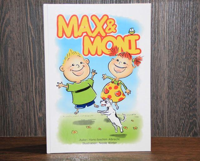 JuCheer testet: Max und Moni! - das etwas andere Kinderbuch