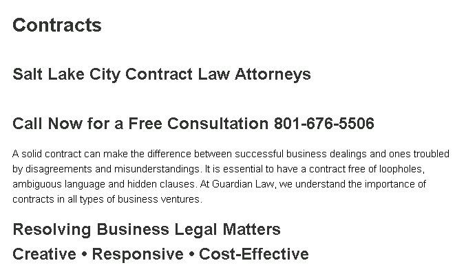 Free Business Contract Have Contract Questions Or Involved In A Contract Dispute Call .