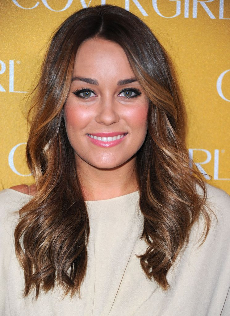 Lauren Conrad's 8 Prettiest Hair & Makeup Moments Brown