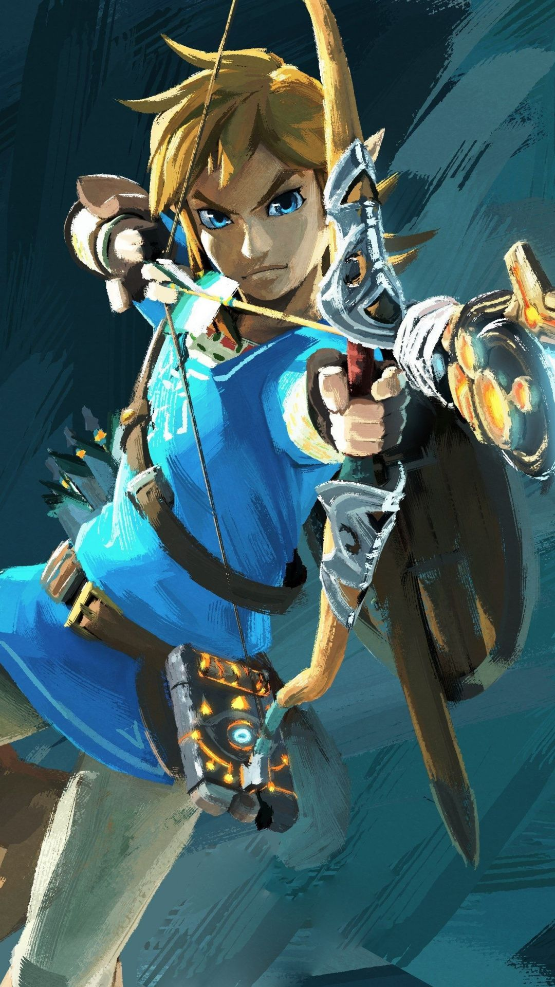 The Legend of Zelda, Link the warrior, video game