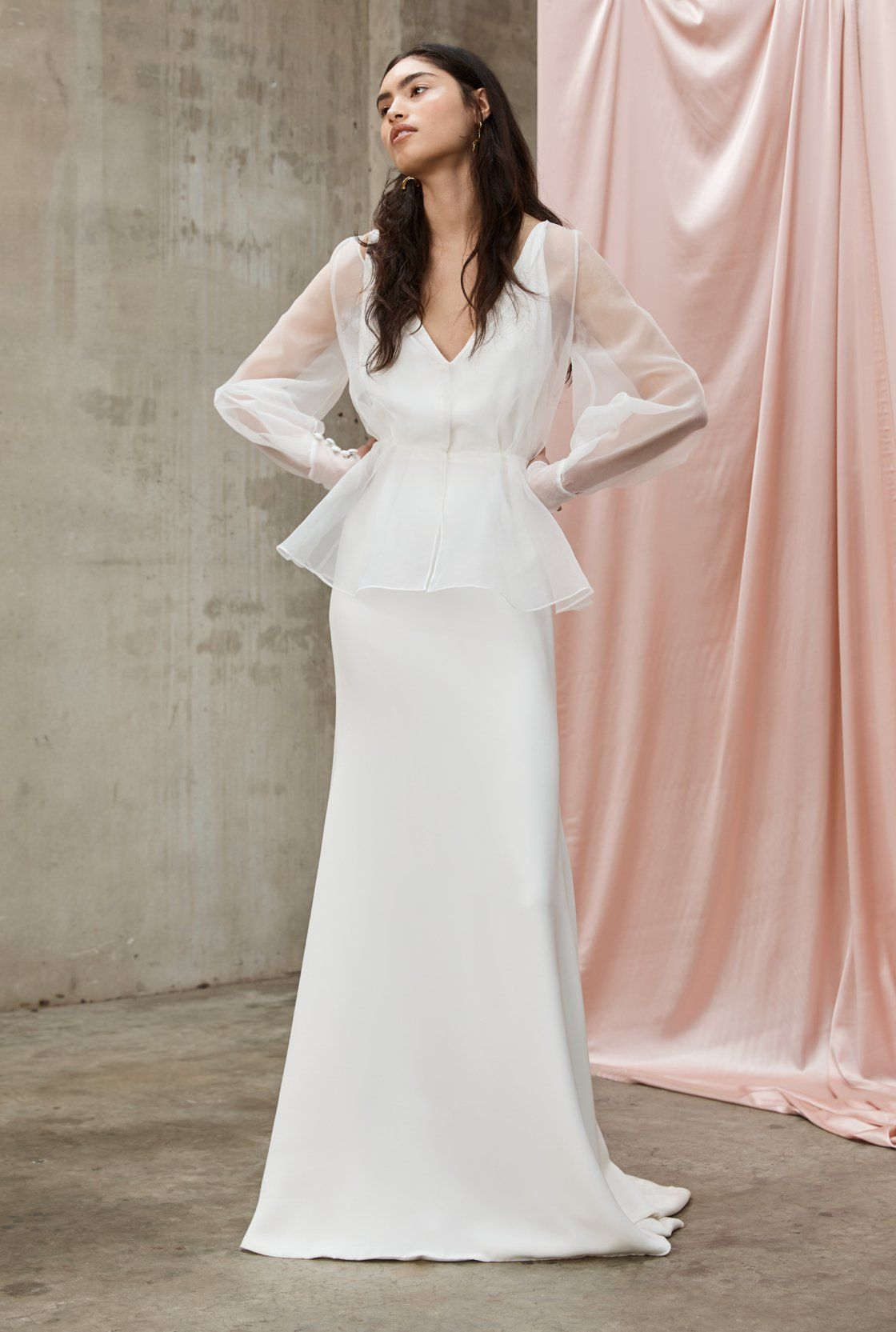 PREA JAMES BRIDAL 2020 HARMONY II Hello May เจ้าสาว