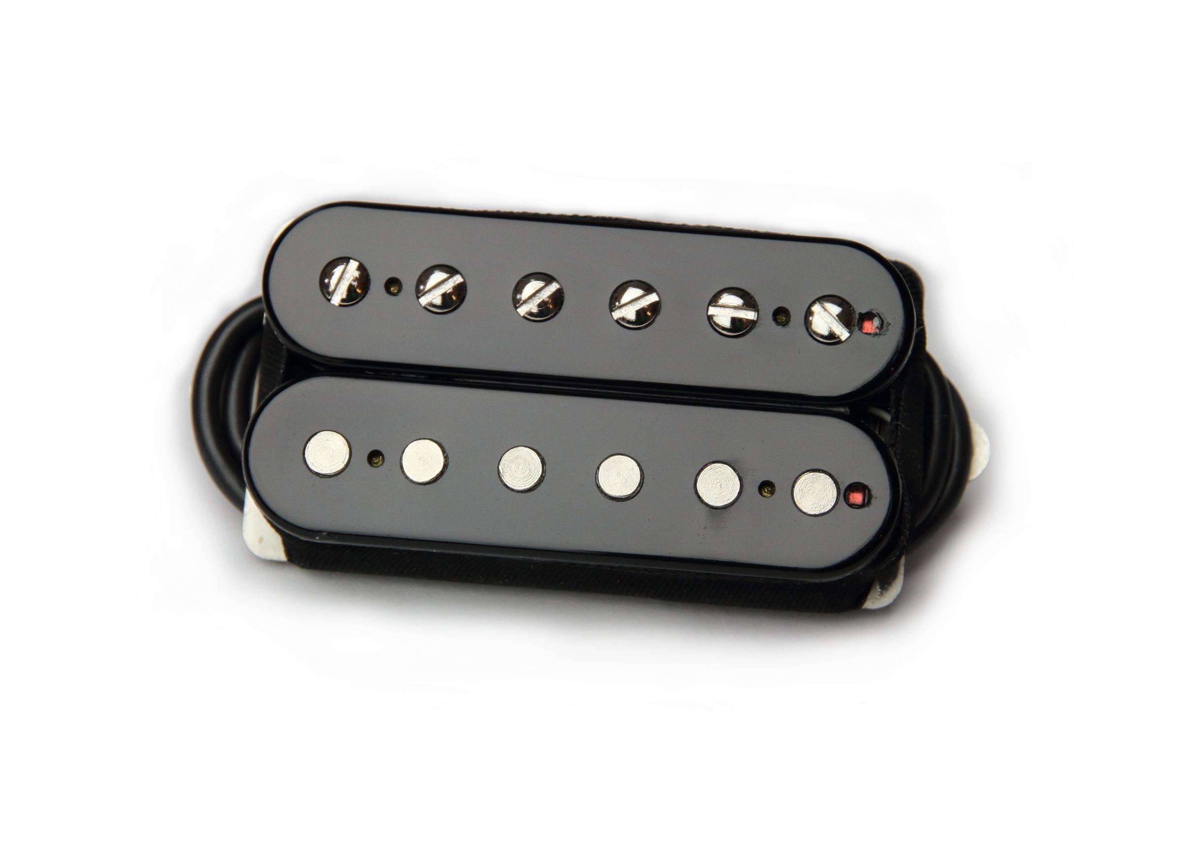 WD Music Humbucker Mounting Ring Medium Black