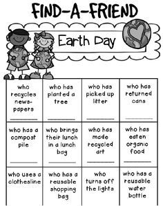 Earth Day Activities Pinterest | Earth Day | Pinterest | Dagis