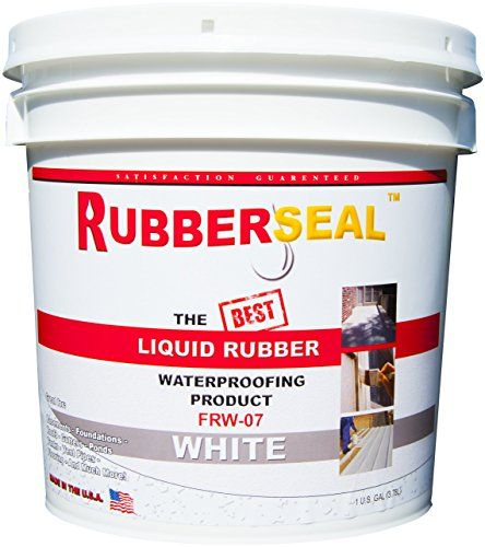 Rubberseal Liquid Rubber Waterproofing And Protective Coa With Images Liquid Rubber Roof Sealant Liquid Waterproofing