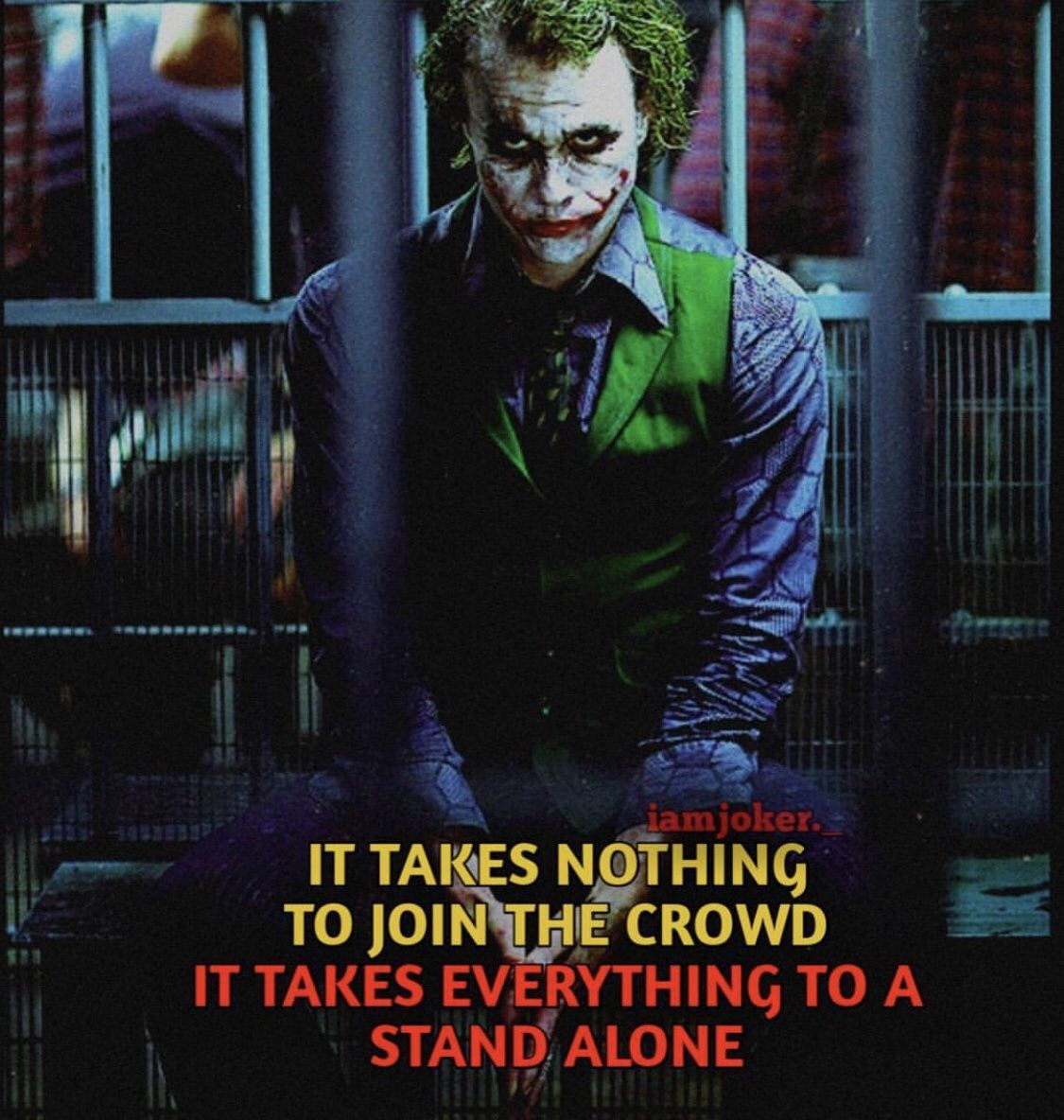 Jrao Joker Quotes Lion Quotes Inspirational Quotes
