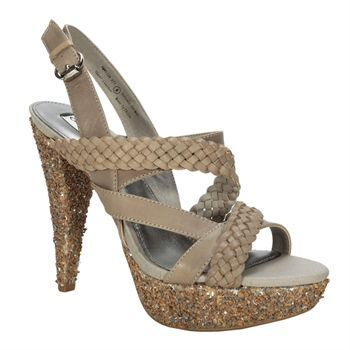 a41dc87fdcd5 Shoes Sandals · Naughty Monkey Gingerbread Strappy Slingback