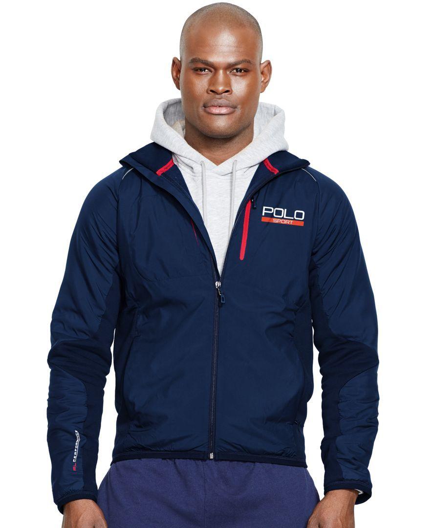 Polo Ralph Lauren Hybrid Tech Jacket Спорт
