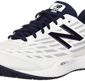 New Balance Men S Hard Court Tennis Shoe White Clout Wear Cloutshoes Com In 2020 Tennis Shoes New Balance Men New Balance
