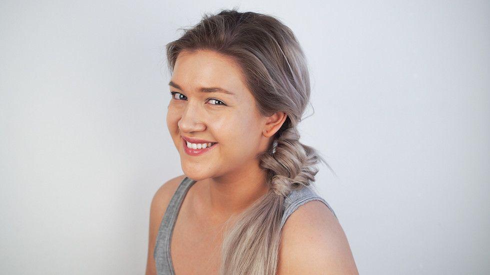 Pitkien hiusten arkikampaus x 3 - Saara Sarvas | Lily.fi
