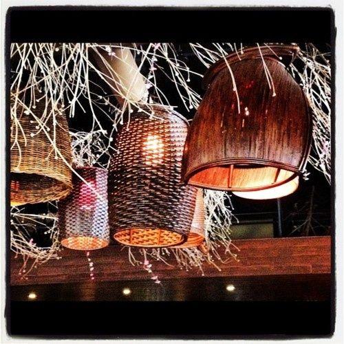 diy light fixtures diy light fixtures using pier 1 baskets