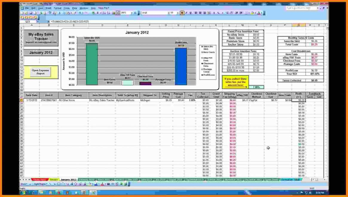 Free Sales Tracking Spreadsheet Training Tracker Excel