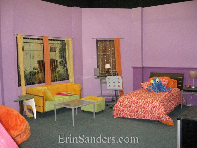 Matthews Dorm Room Layout