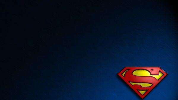 Superman Logo 1680x1050 Wallpaper Superman Wallpaper