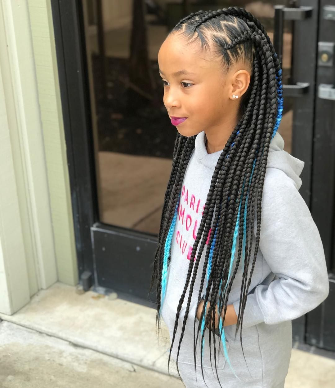 Sisterly Love On Instagram Sister Slay Hair By Redefined Studio Sistersister Black Girl Hairstyles For In 2020 Black Kids Hairstyles Kids Hairstyles Hair Styles