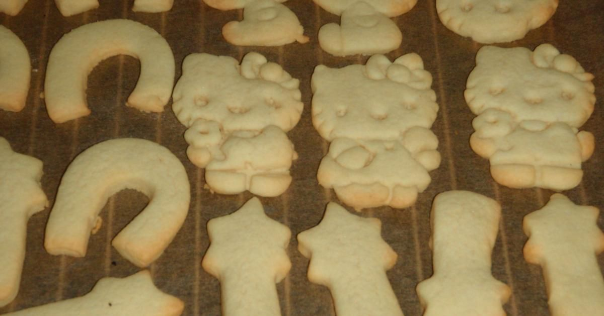 blitzschnelle Butter-Plätzchen Weihnachtsplätzchen zum Ausstechen -die Besten-
