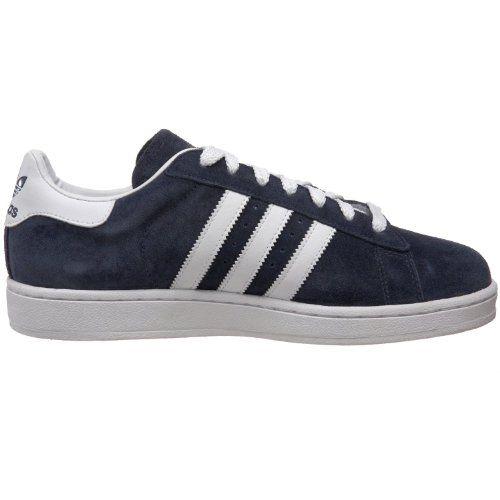 Men's Adidas Campus II Navy / Running White Shoes
