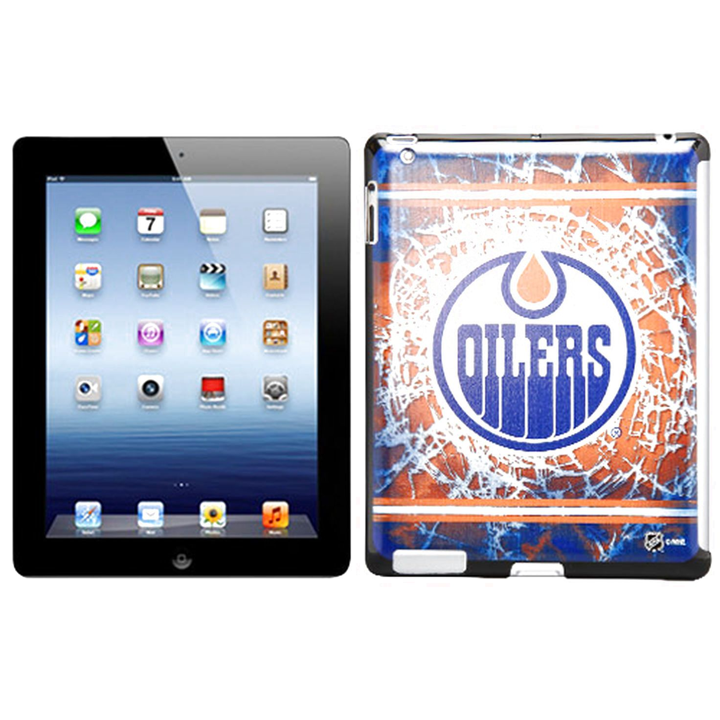 Edmonton Oilers iPad 3 Cover - $31.99