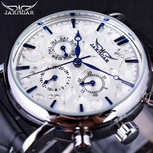 Scuderia Blue Sky Series Wristwatch - https://www.magnusking.co.za/collections/frontpage/products/scuderia-blue-sky-series-wristwatch