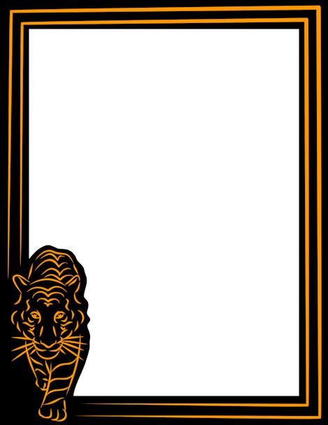 Roaring Tiger Mascot Mascot Clip Art Art Images
