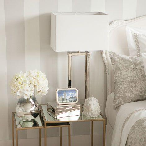 Superb Mirror Nest Of Tables (Set Of 2) | ZARA HOME United States Of America |  Interior Design | Pinterest | Dormitorio, Decoración Y Mesita De Noche
