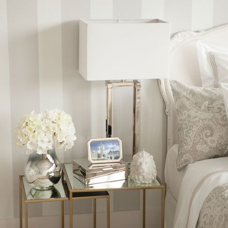 mirror nest of tables set of 2 zara home united states. Black Bedroom Furniture Sets. Home Design Ideas