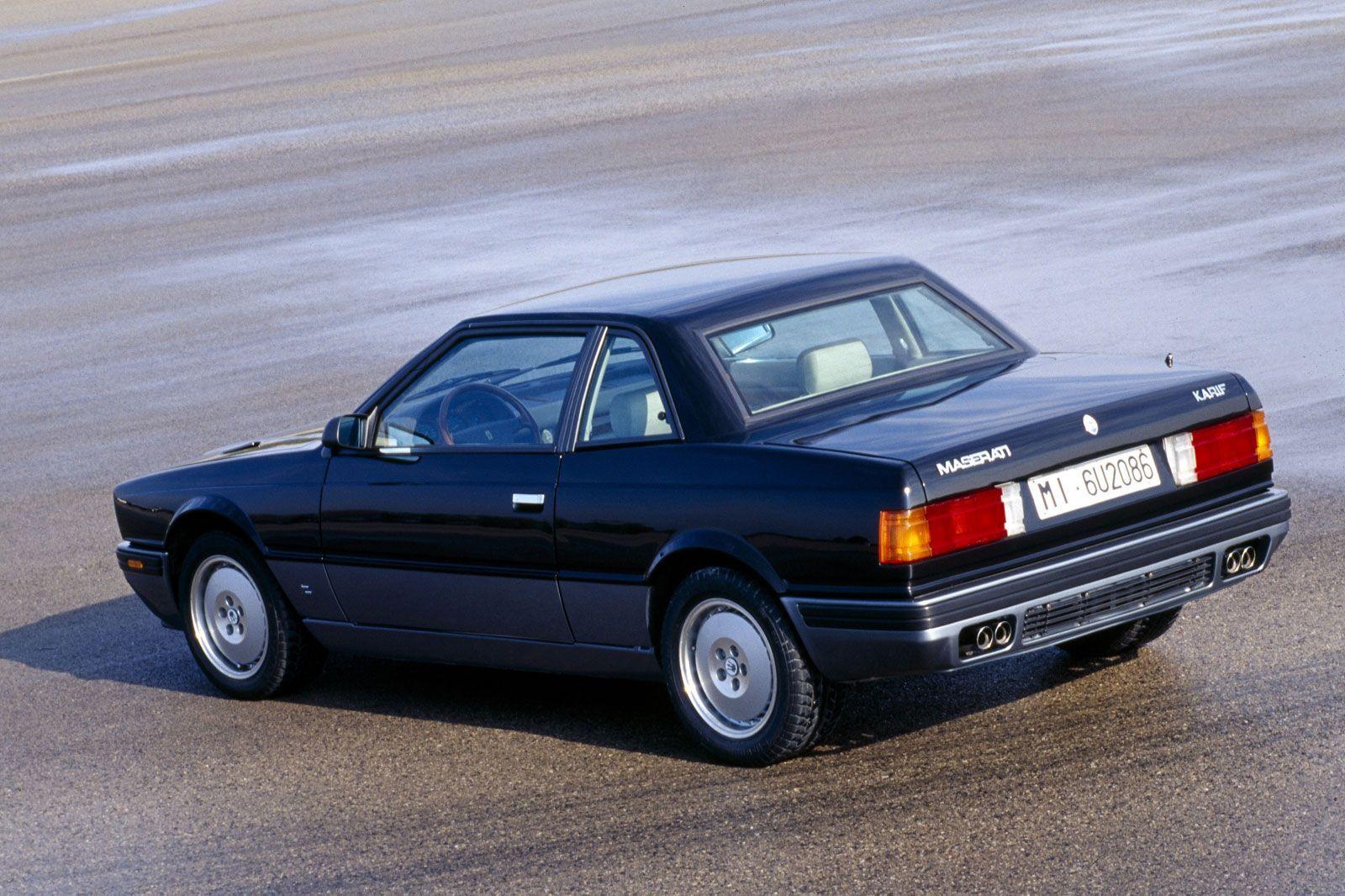 1988 Maserati Karif #Maseraticlassiccars