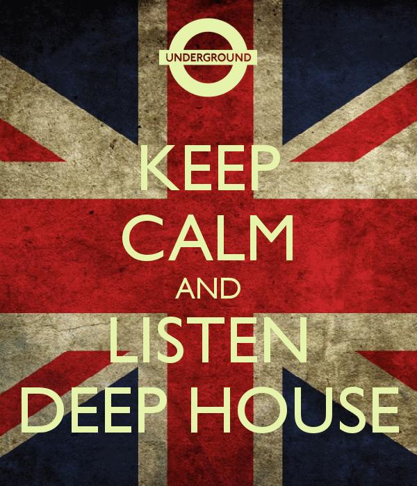 Dj Strong: DEEP HOUSE