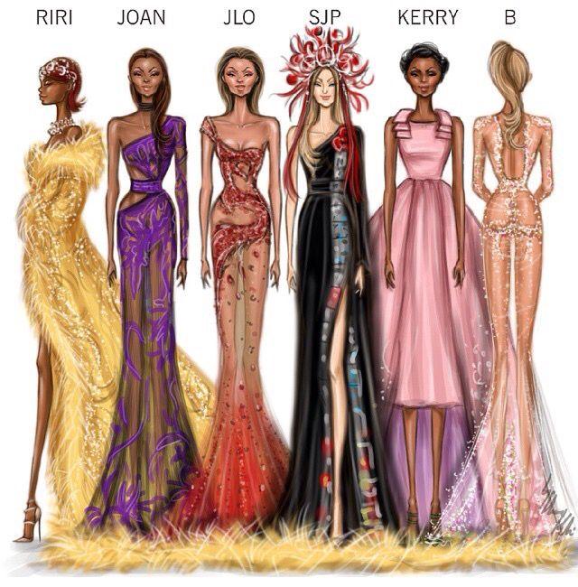 Met Gala Fashion Illustration Fashion Art Illustration Fashion Design