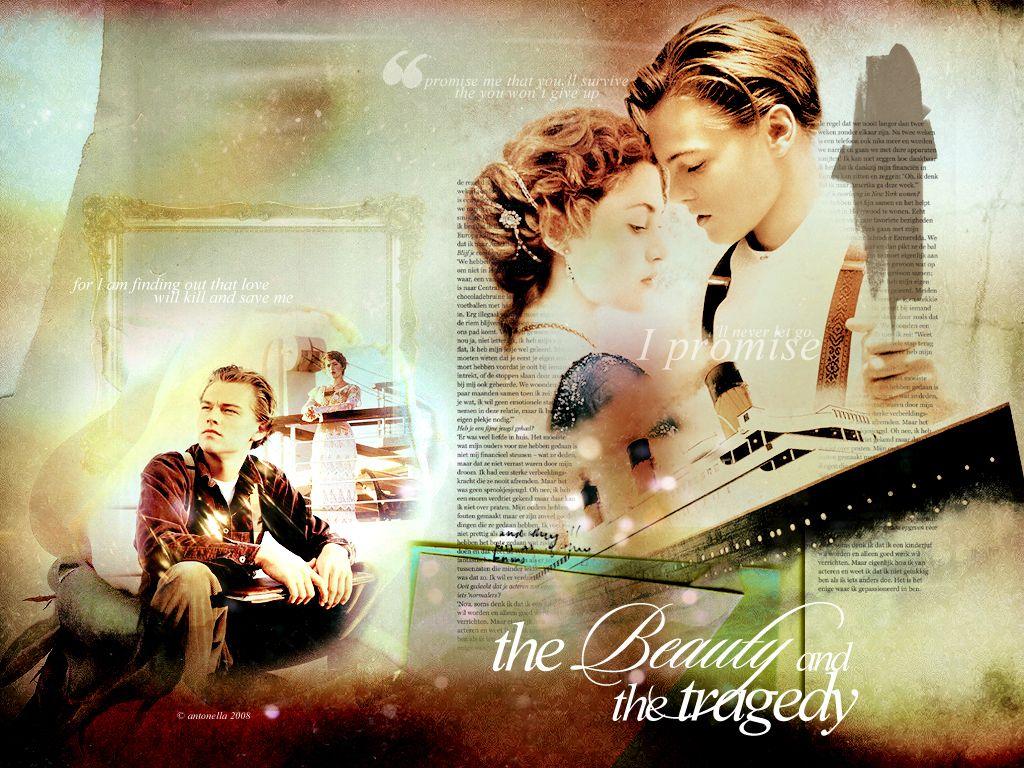 Jack And Rose Titanic Movie Titanic Titanic Ship