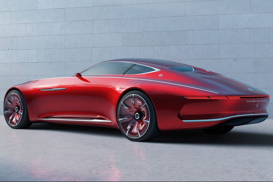 A new video of the Mercedes-Maybach Vision 6 concept reveals its remote-control…