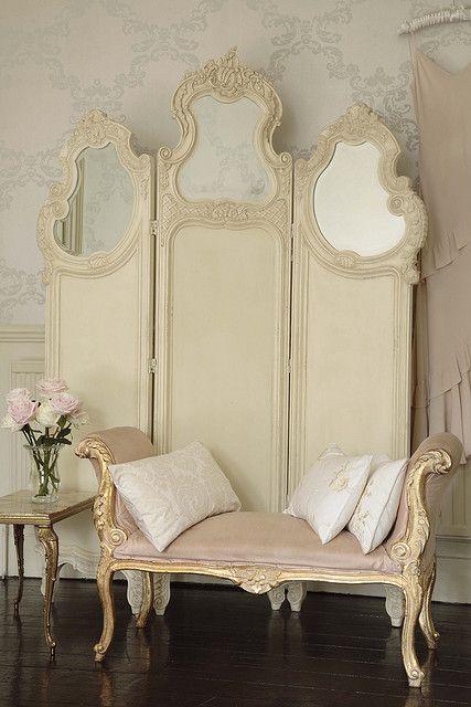French Boudoir Home Decor, French Decor Furniture