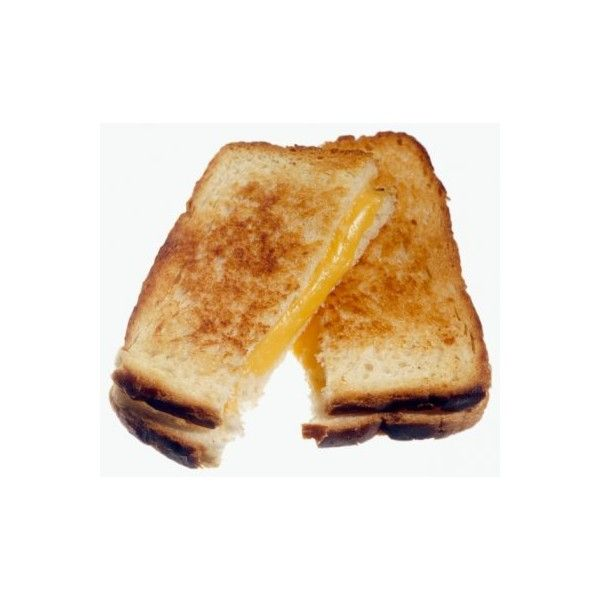 Grilled Cheese roughwighting ❤ liked on Polyvore featuring food, food and drink, fillers, food & drinks and comida