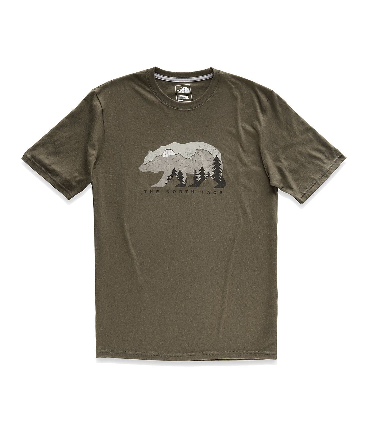 bf427a9b2 The North Face Men's Short Sleeve Bearitage Rights T-Shirt in 2019 ...