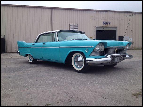 1957 Plymouth Belvedere 4 Door Hardtop · Plymouth BelvedereDodge  ChryslerSports ...