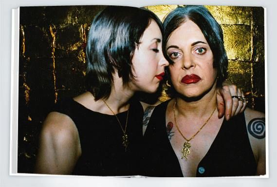 First Third Books Genesis & Lady Jaye Breyer P Orridge - coming to a web bookstore near you imminently.